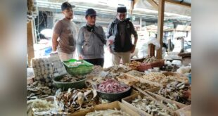 Aksi Sosial LISAPA Konsep Belanja di Pasar Tradisional