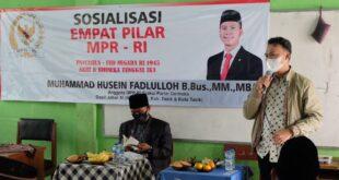 Muhammad Husein Fadlulloh Anggota DPR RI