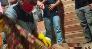 Seorang Pria Di Puspahiang, Meninggal Di Dalam Sumur