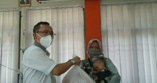 BPJAMSOSTEK Tasikmalaya Gelar Kegiatan Employee Volunteering Kepada Anak-Anak Gizi Buruk di Kawalu
