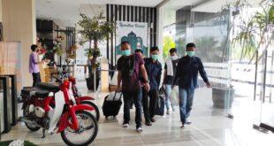 Tidak Ada Kepastian Dari Pemprov Jawa Barat, Relawan Tenaga Medis Terpaksa Keluar Dari Fasilitas Dan Akomodasi Hotel Harmony