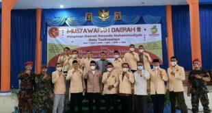 Musyda III Pemuda Muhammadiyah Kota Tasikmalaya Cetak Pemimpin Masa Depan