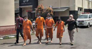 Empat Pelaku Jual Gadis Untuk Dijadikan PSK Terancam 15 Tahun Penjara