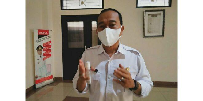 Kepala Dinas Pendidikan Kabupaten Tasikmalaya Dadan Wardana