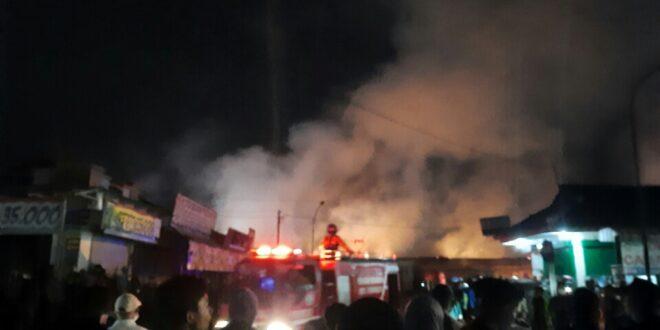 kebakaran pasar ciawi tasikmalaya