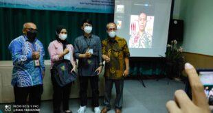 Muhammad Husein Fadulloh Gandeng Kementerian Koperasi Adakan Pelatihan Vocational Ekspor Impor Produk UKM Bersama