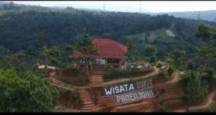Wisata Bukit Panenjoan Desa Tenjowaringin Kecamatan Salawu